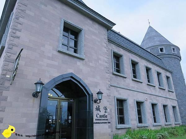 【宜蘭】觀光景點-頭城金車城堡咖啡館