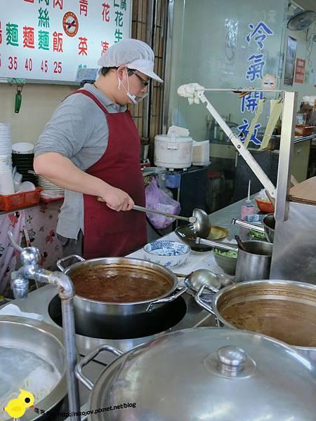 【宜蘭】大成羊排麵‧牛肉麵-宜蘭火車站必吃美食-羊排麵