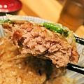 【台北】滿燒肉丼食堂-好吃的丼飯-胡麻醬漢堡排-
