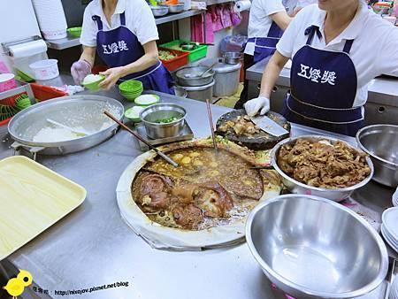 【台北】五燈獎豬腳、魯肉飯