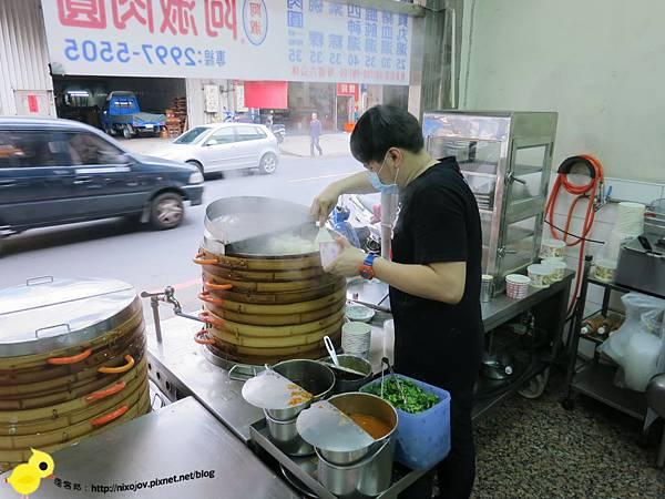 【新莊】阿淑肉圓-在地人推薦美食-CP值極高
