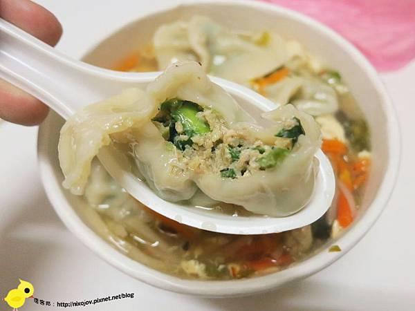 【新莊】金吉利川味牛肉麵,宵夜的好選擇-酸辣湯餃