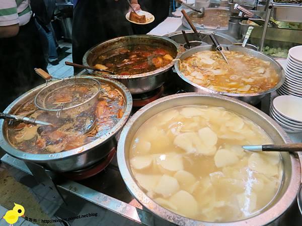 【台北】黃記滷肉飯-香噴噴的魯肉飯95分