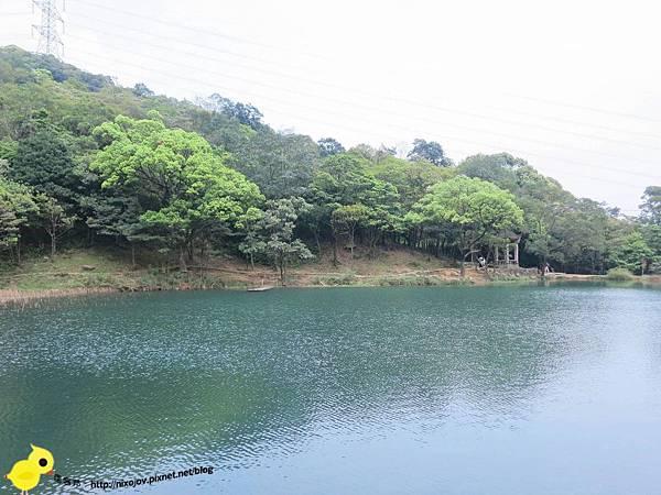 【台北】汐止-新山夢湖-台北的秘密花園