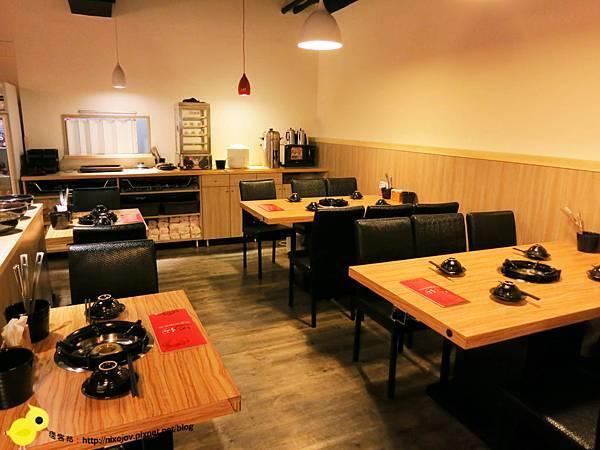 【台北】四川紅頂級乾鍋料理-正統四川煲鍋-店內環境