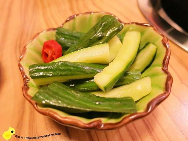 【台北】四川紅頂級乾鍋料理-正統四川煲鍋-小菜