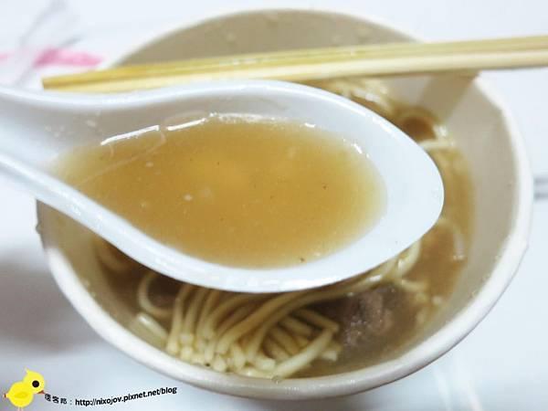 【新莊】北港生炒鴨肉庚-湯頭濃郁帶有甜味