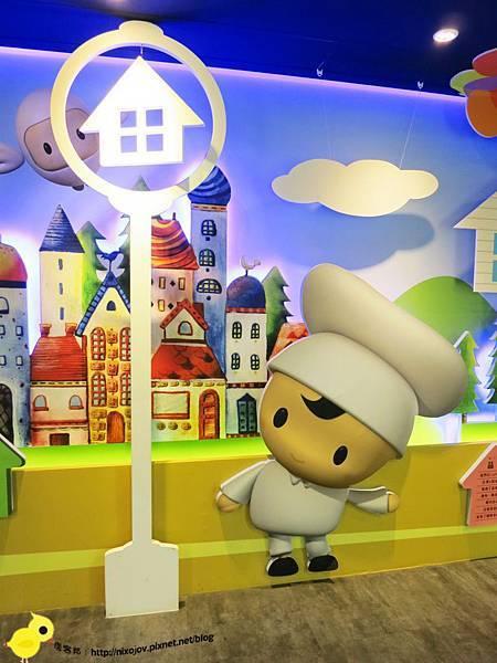 【桃園】白木屋觀光工廠-蛋糕的閃亮世界