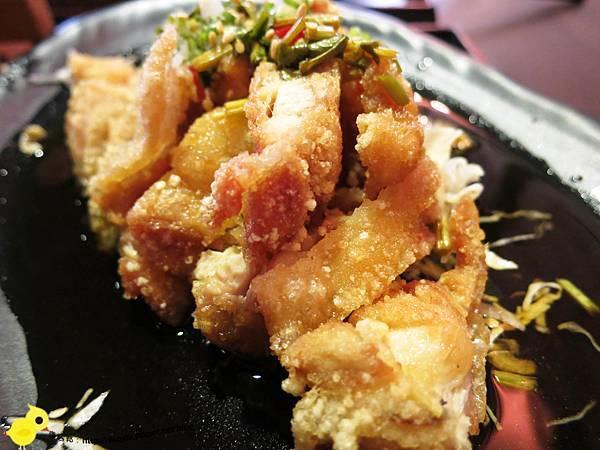 【台北 北投】吉田洋食屋-好吃的鐵板鍋巴料理