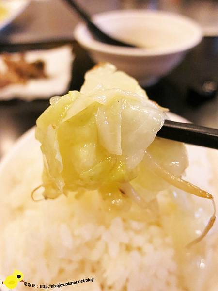 【新莊】上林鐵板燒-黑胡椒醬汁配飯一絕