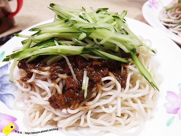 蘆洲-金品特製涼麵-夏日好食-酢醬涼麵-麻醬涼麵