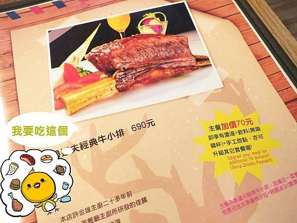 【新竹。竹北】RUDOLPH魯道夫美式主題餐廳-經典台塑牛小排再現【邀約】