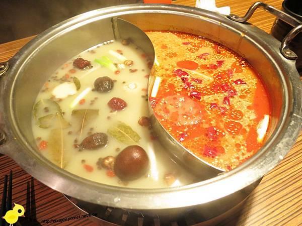 【台北 西門町】鍋大爺-拉麵湯底的火鍋?