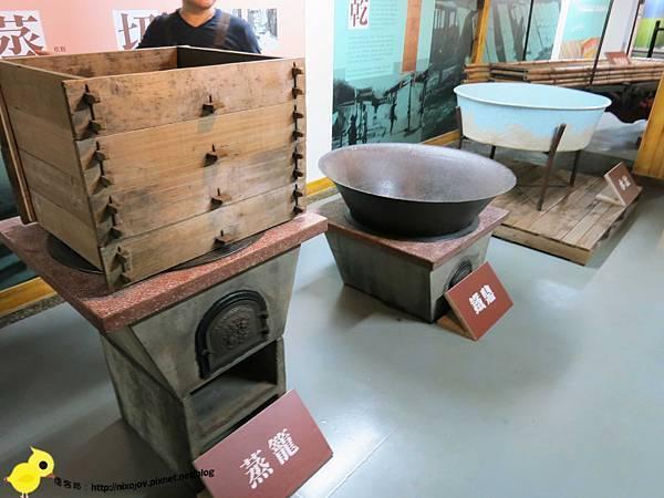【宜蘭】虎牌米粉-那個年代的時光-觀光工廠