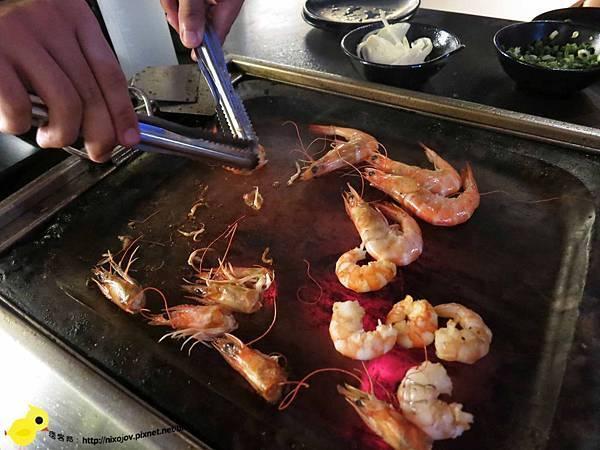 【台北】田季石板燒肉吃到飽-DIY石板料理