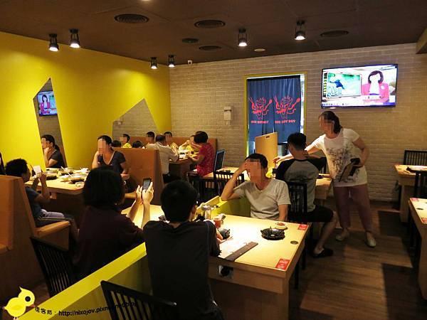 【板橋】鬼椒一番鍋-挑戰你的嗆辣程度-江子翠捷運站