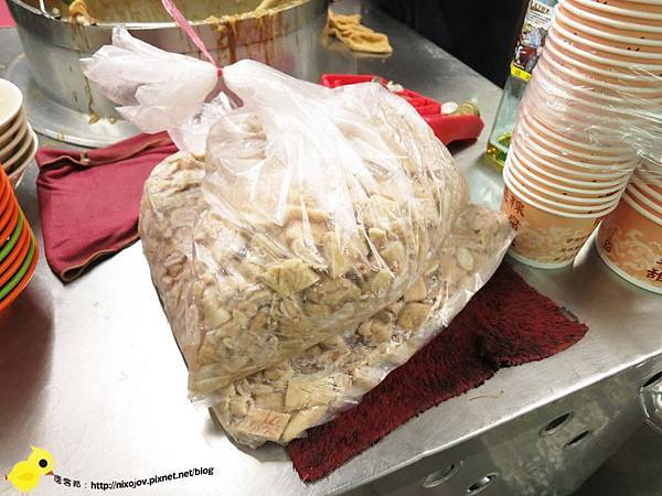 【新莊】中港蚵仔麵線-料多到爆炸的麵線