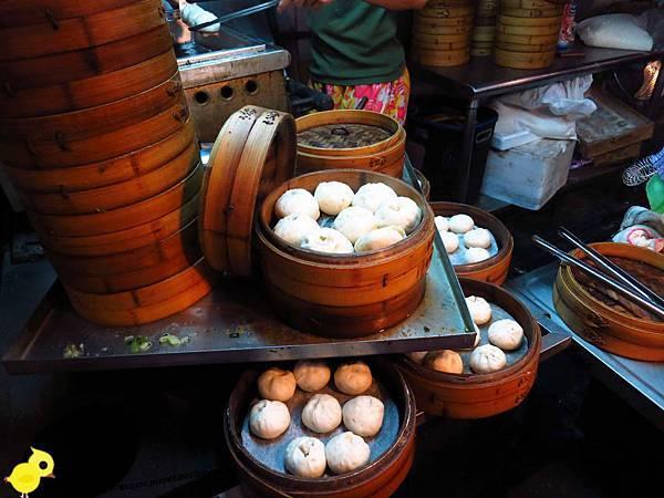 【三重】5元菜包5元小籠包-銅板小吃(文化北街)