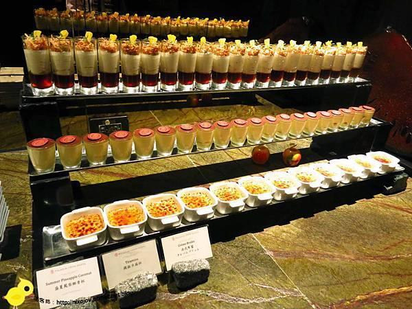 【台北】君品酒店雲軒西餐廳-龍蝦牛排大餐(吃到飽)