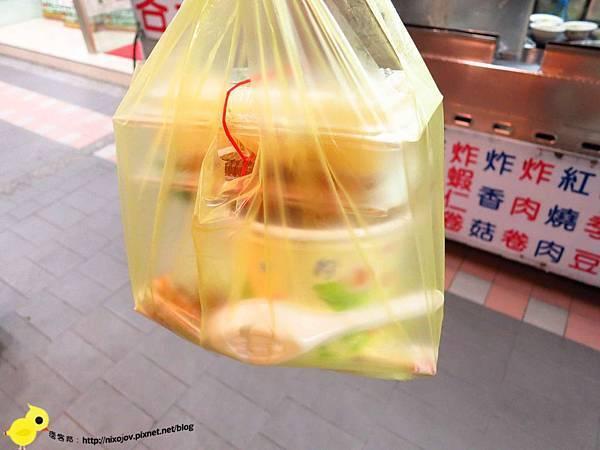【新莊】香菇肉粥&米粉湯-晚餐宵夜好選擇