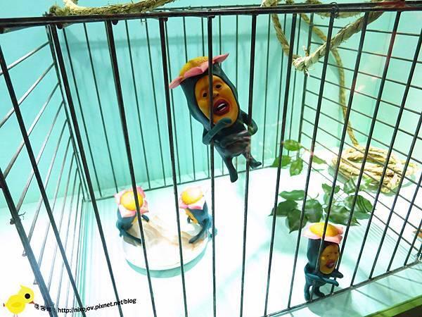 【台北 展覽】療癒系繪本《看見醜比頭》特展-台北華山文創園區