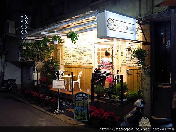 【台北】342巷咖啡-珍珠奶茶鬆餅-永春捷運站