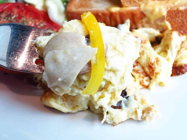 【板橋早午餐】幸福這裡早午餐-法式早午餐,藍帶級的美味