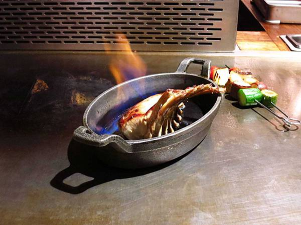 【台北】泰板燒Thaipanyaki-泰式鐵板料理