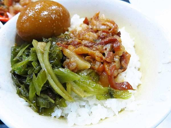【三重】唯豐魯肉飯-幾十年老店魯肉飯
