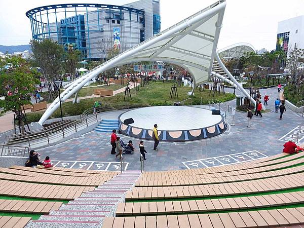 【台北】臺北市立兒童新樂園-台北旅遊新景點