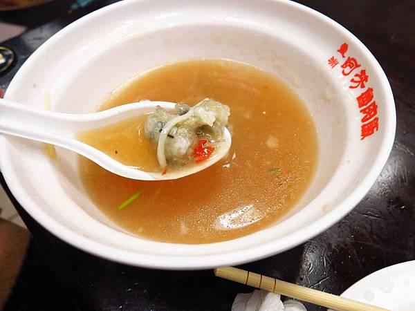 【蘆洲】阿芳魯肉飯-可怕的羹湯