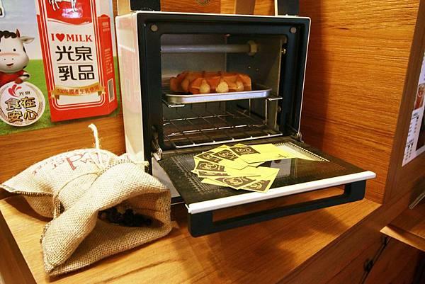 【台北】oven coffee光復店-美味的鬆餅、早餐