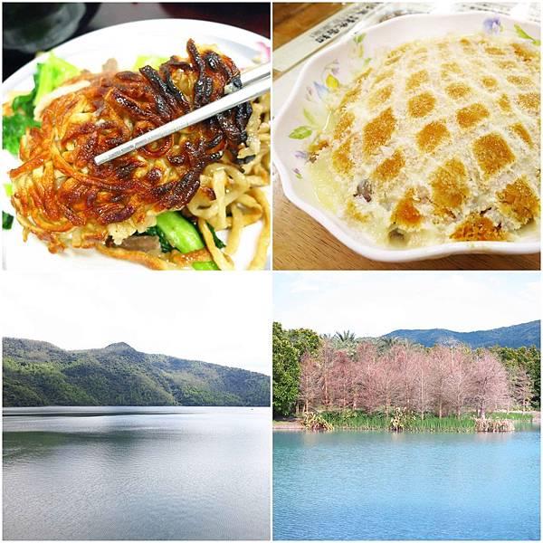 花蓮美食小吃、餐廳、旅遊景點。二天一夜好行程-懶人包