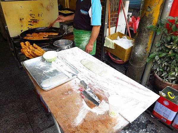 【花蓮美食早餐】德安一街無名早餐店-現點現做的美味