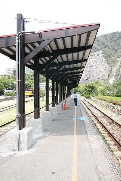 【南投旅遊】車程老街-山凹中的小車站