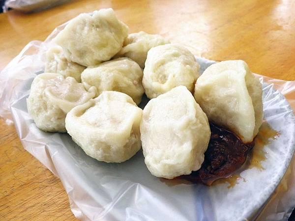 【蘆洲早餐】葉家小籠包-皮薄Q彈、內餡也Q彈