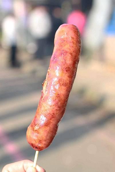 【林口】大樹下大腸包小腸-肥滋滋的香腸