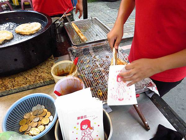 【新莊小吃】礁溪蔥油餅-不是礁溪的礁溪蔥油餅