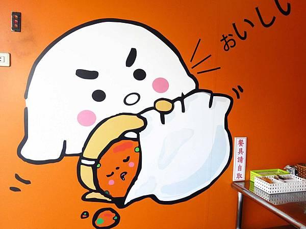 【桃園美食】宇都宮餃子-九層塔美味雪花餃