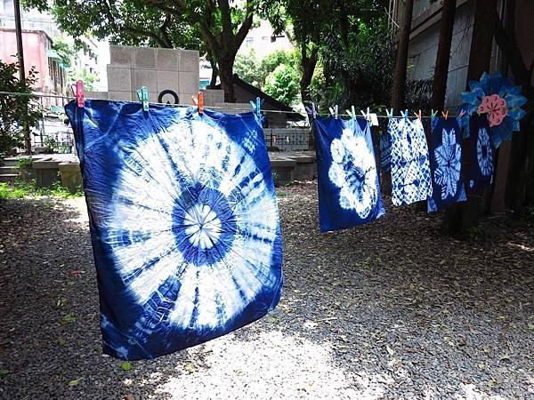 【三峽】三峽藍染工坊DIY-藍染布親子DIY-三峽老街