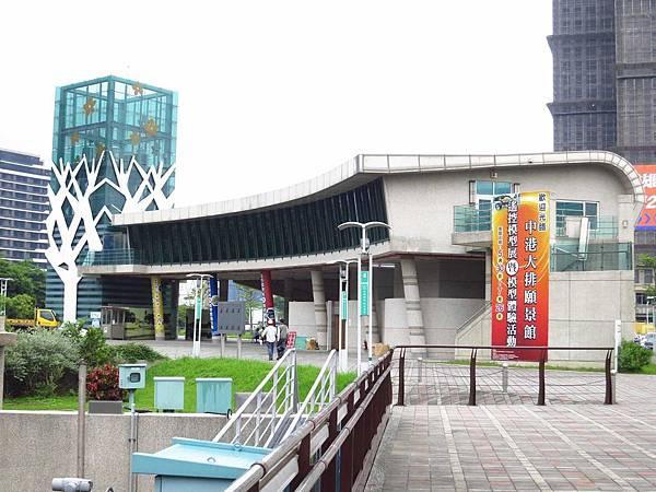 【新莊旅遊】中港大排願景館-遙控模型展