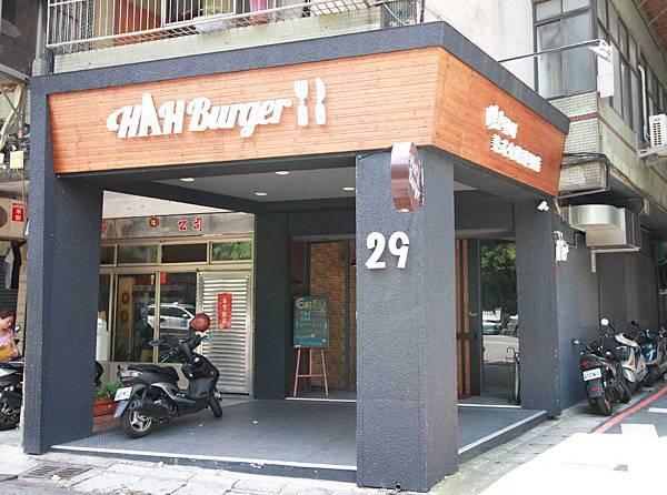 【新莊美式漢堡】嘿堡哥美式火烤漢堡店-雙層起士雙層牛肉美味漢堡
