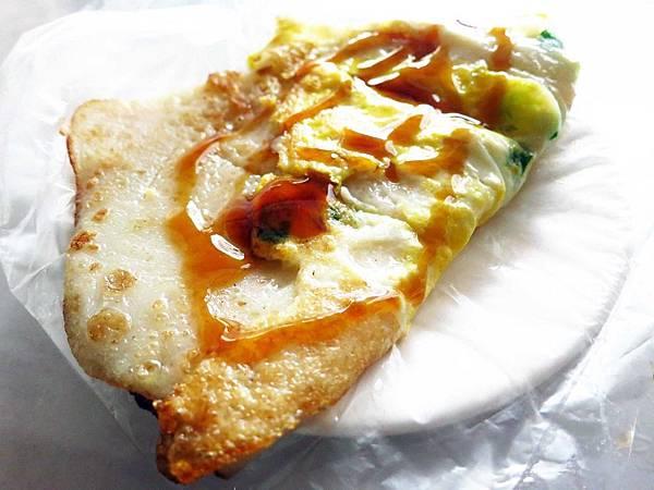 【三重】益昌早餐店-手工蛋餅皮、花生湯