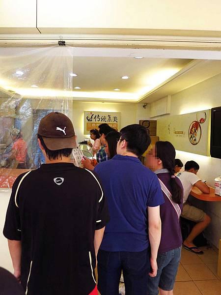 【三重豆花店】傳統集美三色布丁豆花-黑黃白三色豆花