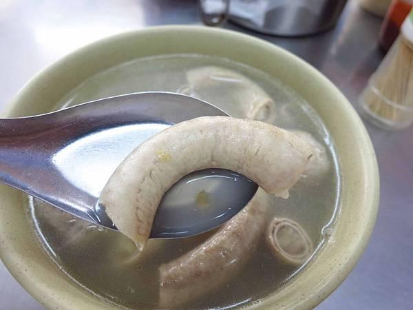 【三重美食】大台北豬腸冬粉-手指一樣長的豬腸