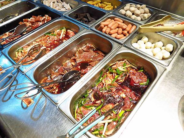 【台北餐廳】韓江(敦化店)-韓式烤肉吃到飽-學生的最愛360元起