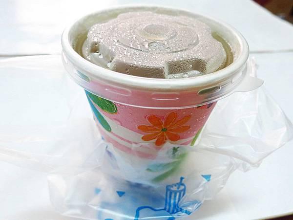 【三重豆花店】豆花之家-清涼消暑的綠豆湯