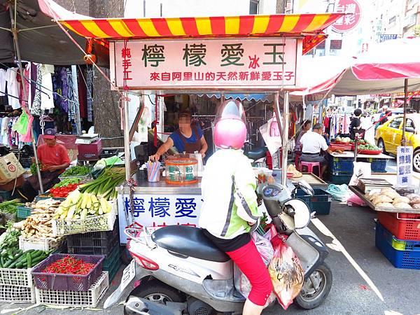 【桃園涼品】純手工愛玉冰-南門市場美食