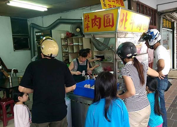 【永和美食】北斗肉圓-全台獨創芋頭做的肉圓