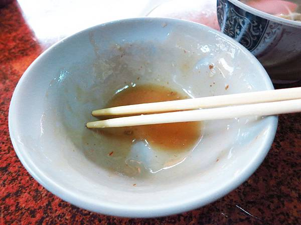 【三重美食】台中肉圓-1顆25元好吃的肉圓